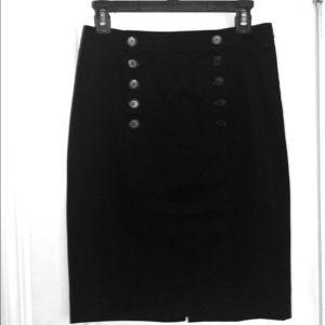 Navy Skirt!
